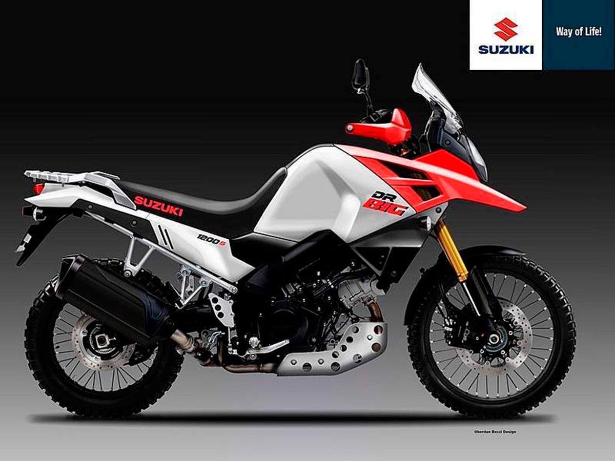 Nueva Suzuki V Strom 2020