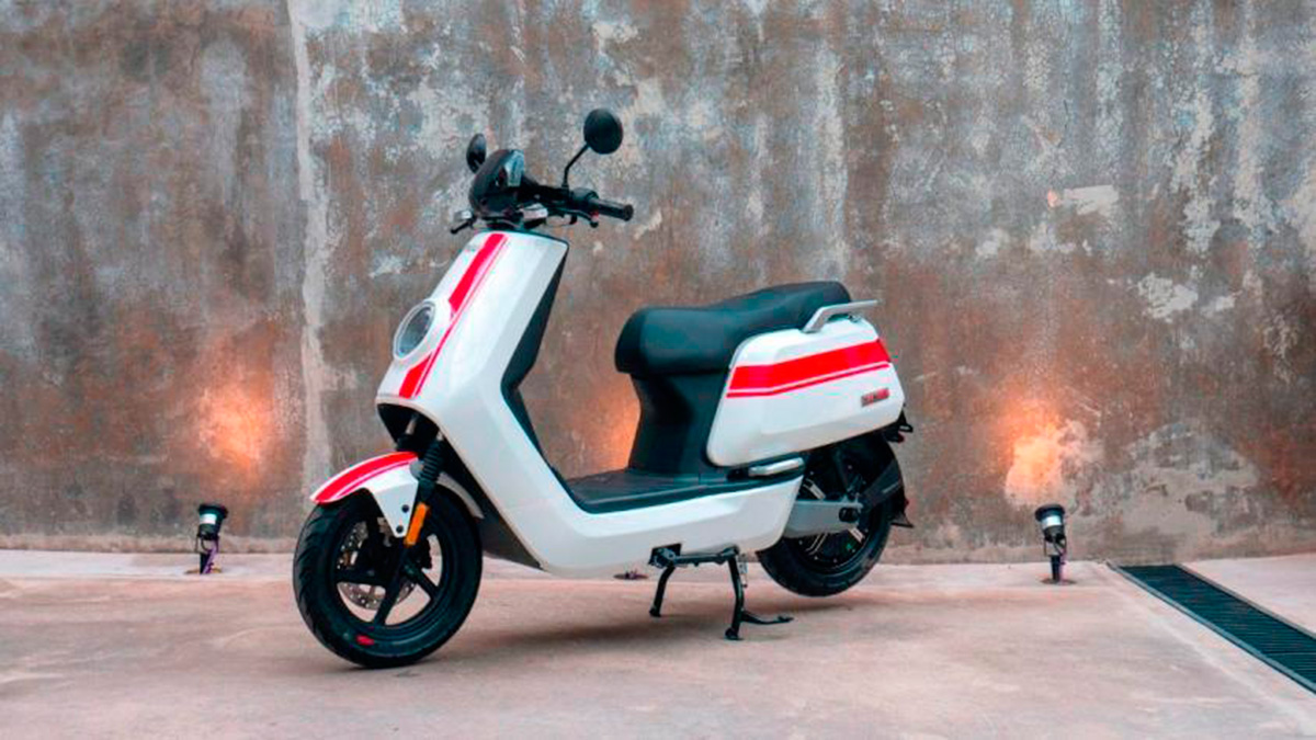 Nuuv Scooter Electrico 1