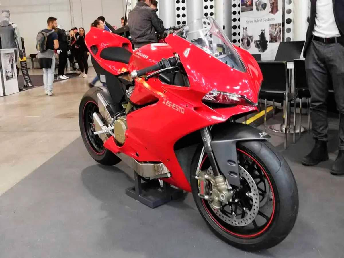 Ducati Milan Efesto 2