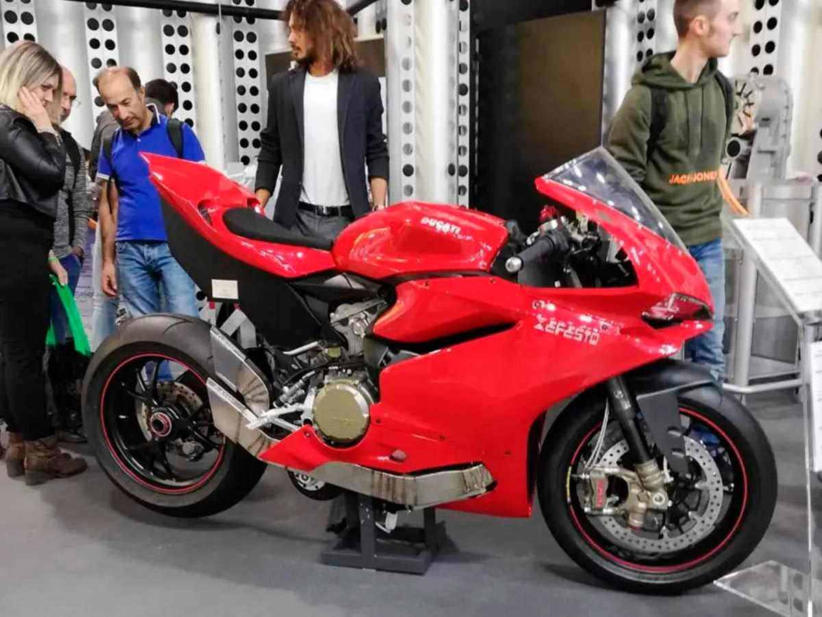 Ducati Milan Efesto 3