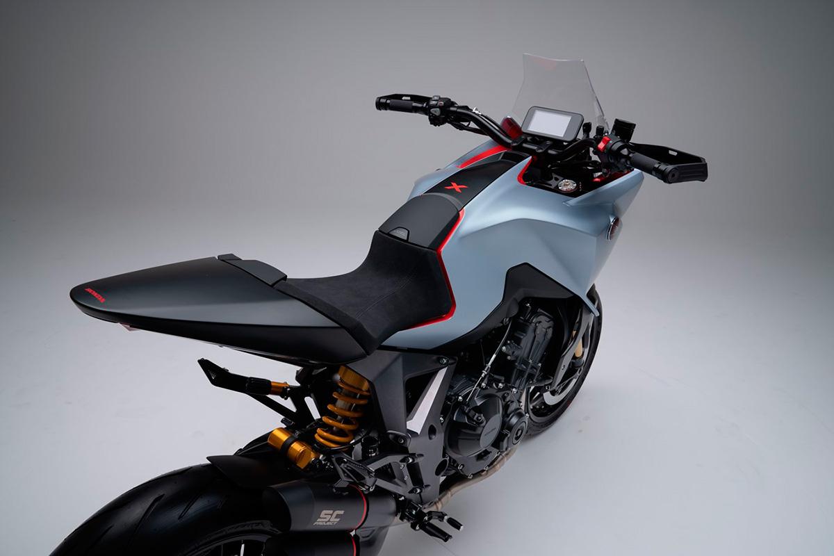 Honda Concept CB4X 2