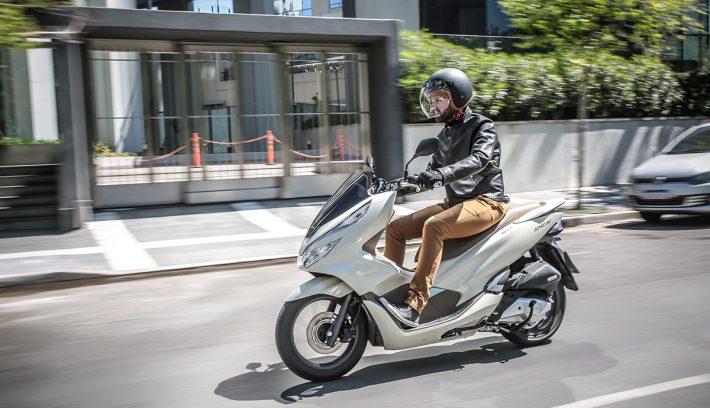 Honda PCX 150 4