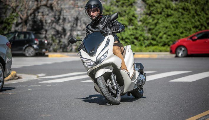 Honda PCX 150 5