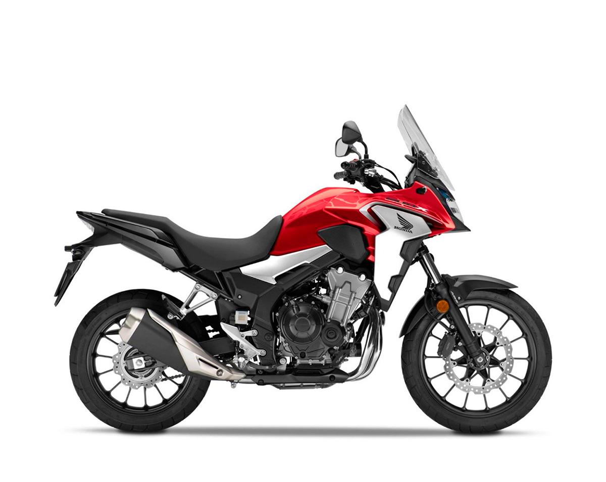 Honda cb 500x 1 2