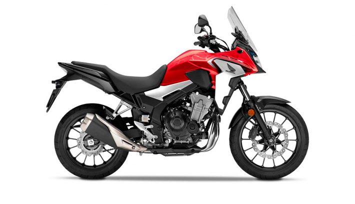 Honda cb 500x 1 3