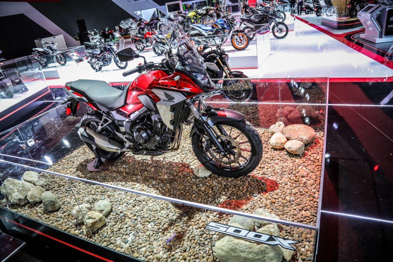 Honda cb 500x 2