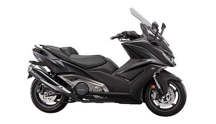 Kymco Brasil scooter 1