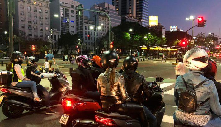 Night Ride Kymco1