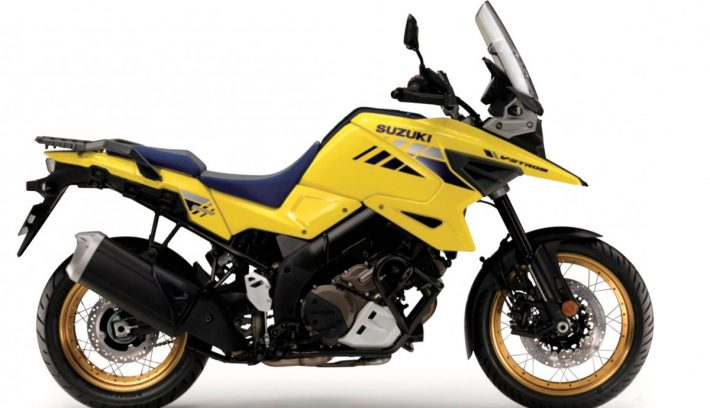 Suzuki V Strom 1050 6