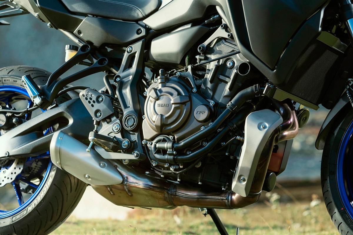 Yamaha Tracer 100 2020 8