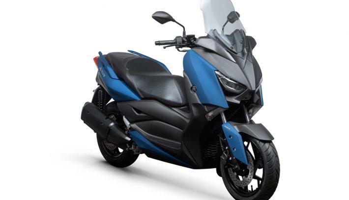 Yamaha XMax 250 scooter 2