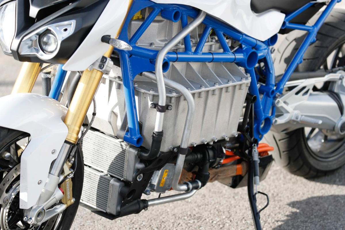 BMW Eprototype 4