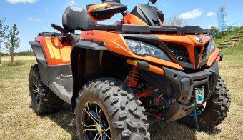 CF Moto ATV UTV 2