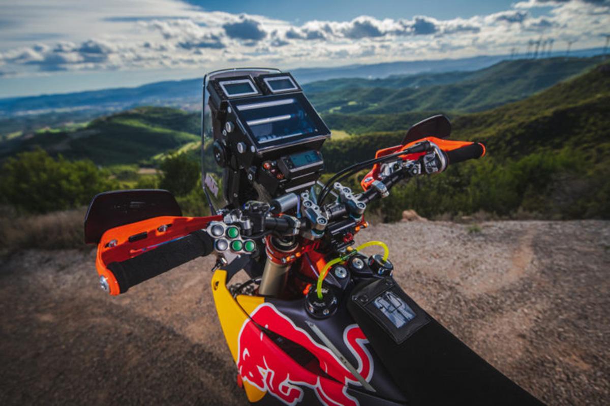 Red Bull KTM DAKAR 2020 13