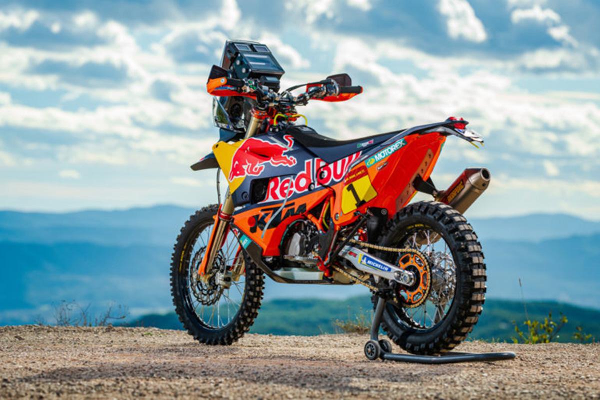 Red Bull KTM DAKAR 2020 8