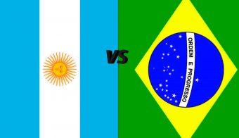 argentina vs brasil 2