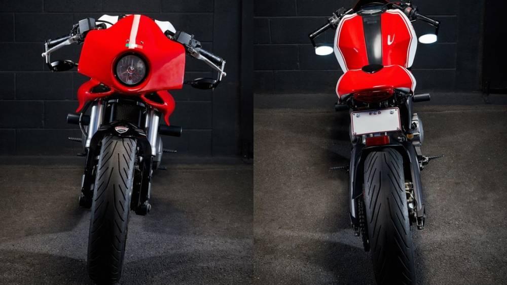 Ducati Monster 659 EB616 6