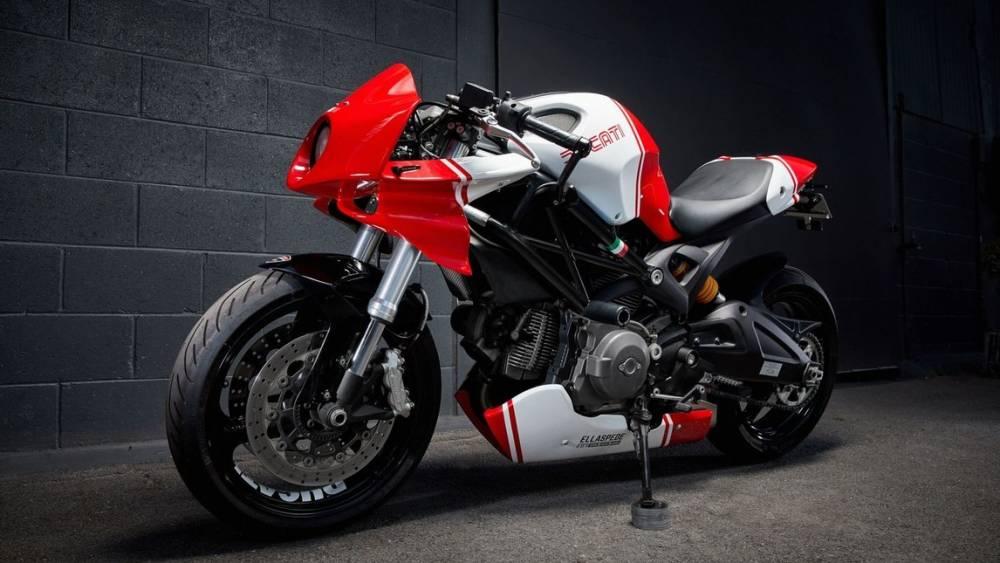 Ducati Monster 659 EB616 8