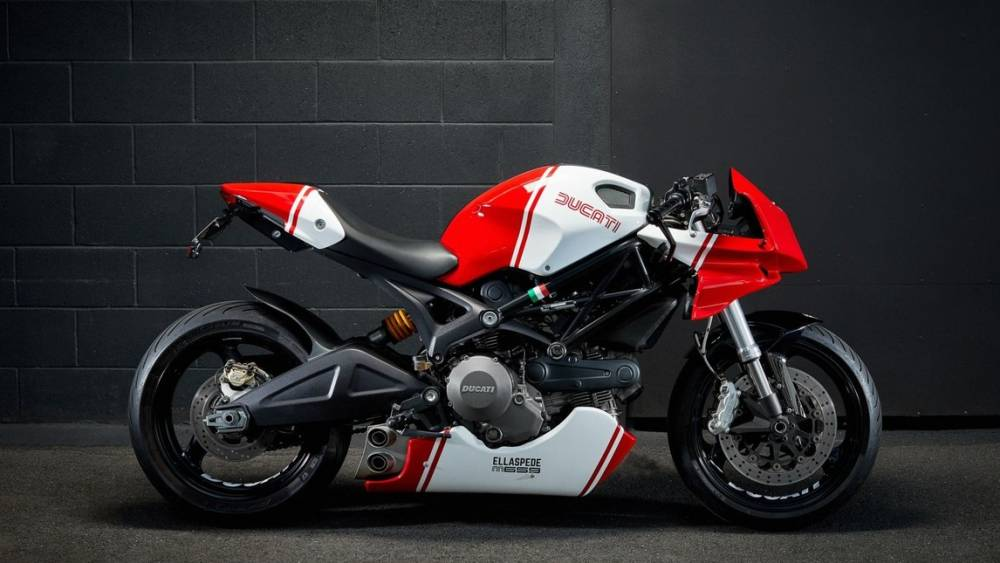 Ducati Monster 659 EB616 9