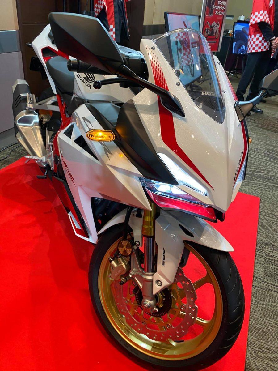 Honda CBR250RR 2020 BikeLeaks02