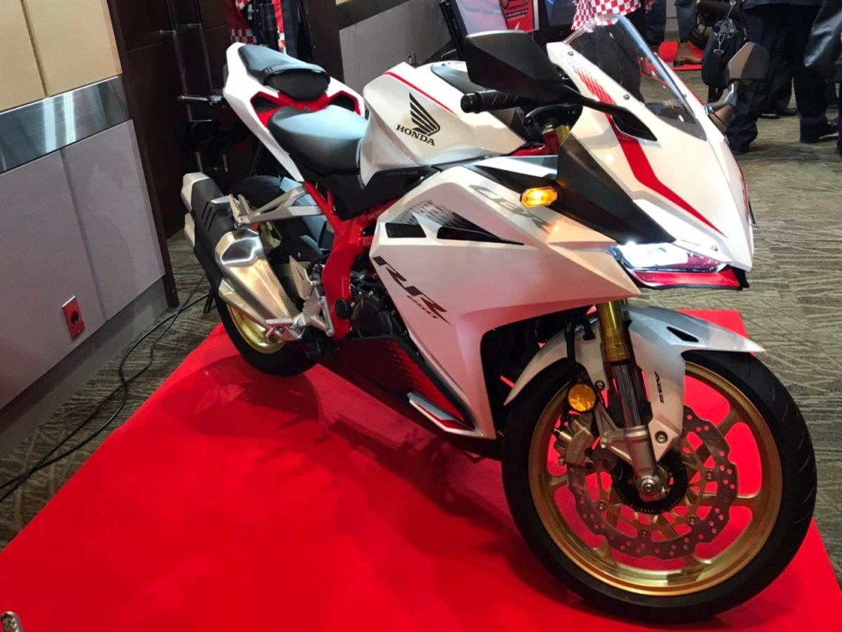 Honda CBR250RR 2020 BikeLeaks03