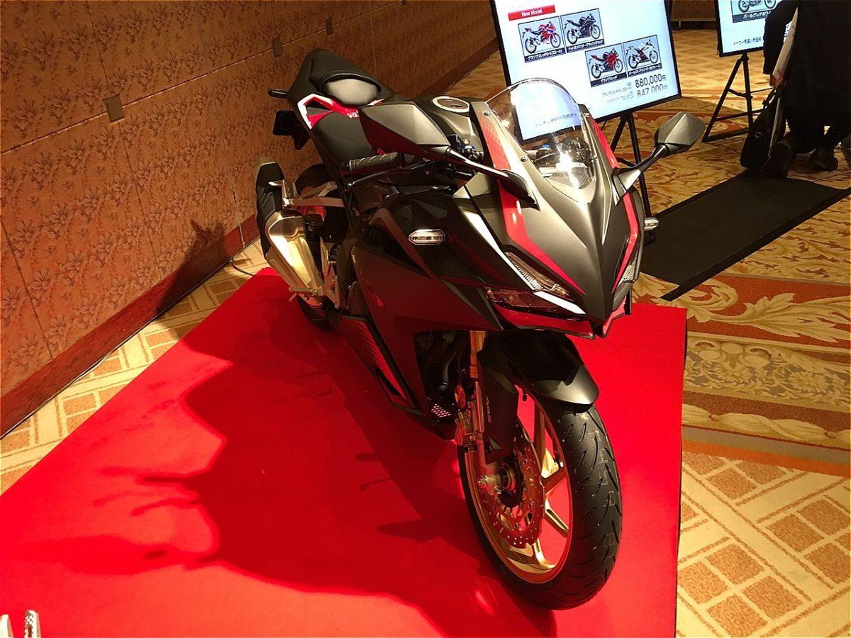 Honda CBR250RR 2020 BikeLeaks06