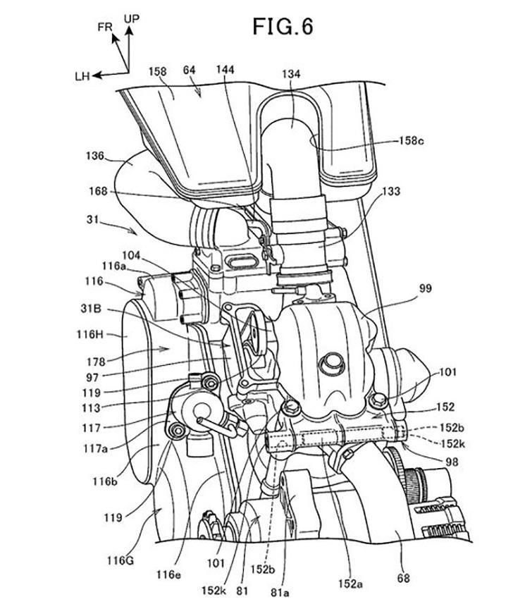 MotorHondaV2Compresor
