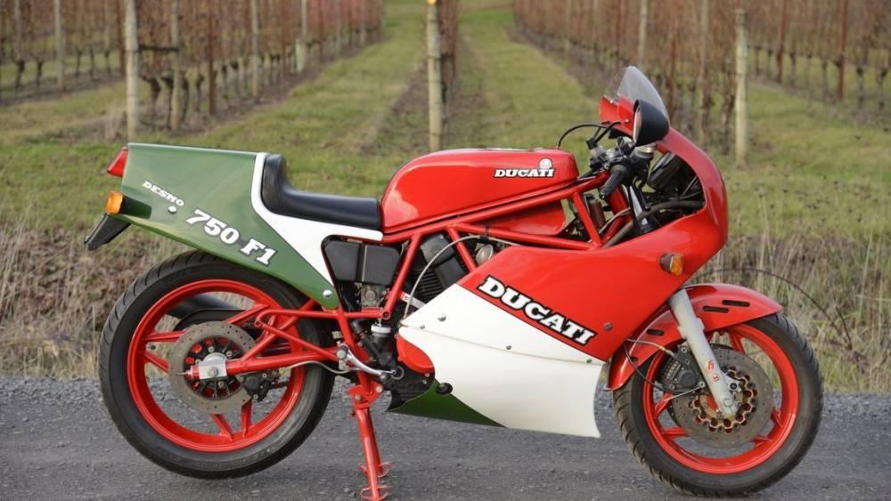 ducati 750 F1 10