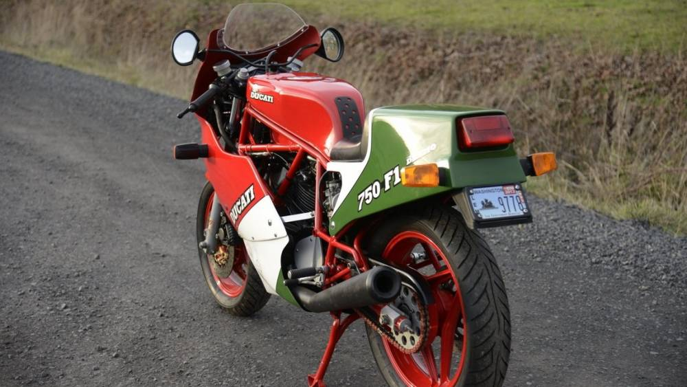 ducati 750 F1 11