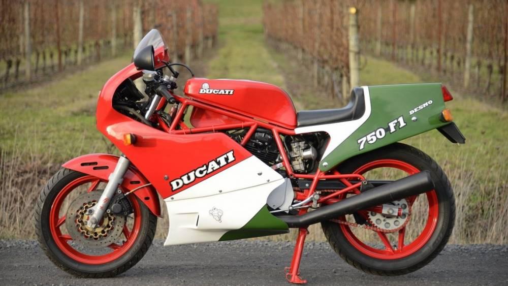 ducati 750 F1 2