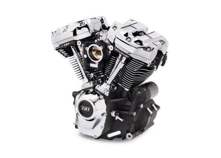 motor Harley 131 Stage IV