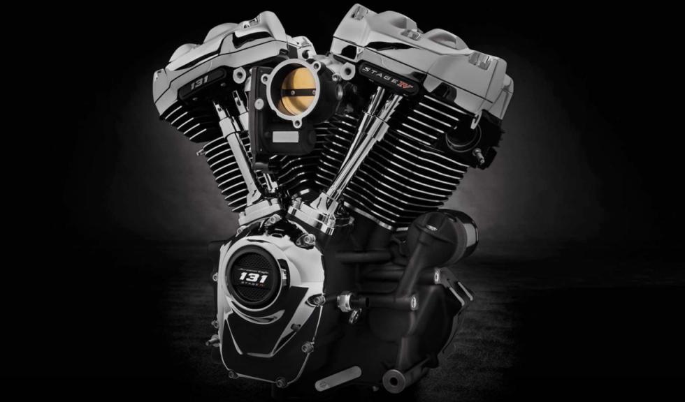 motor harley davidson screamin eagle milwaukee eight 131