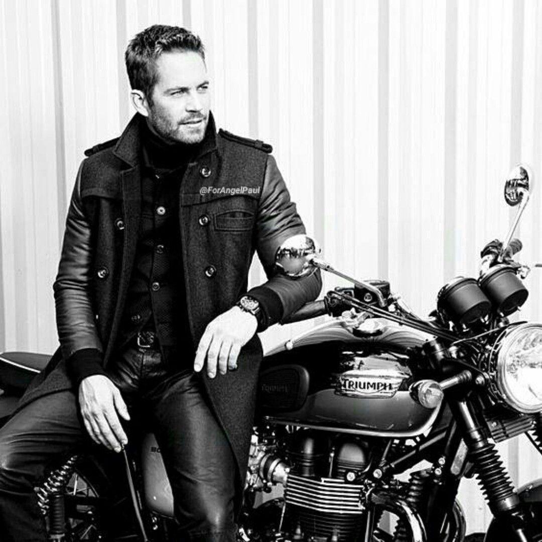 paul walker motos