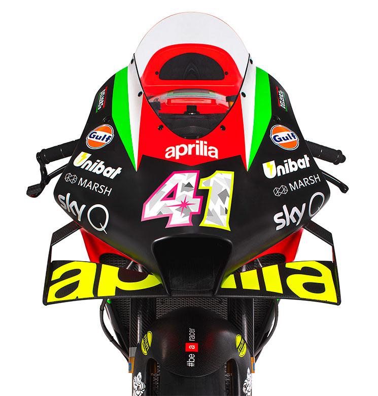 Aprilia RS GP2020 3