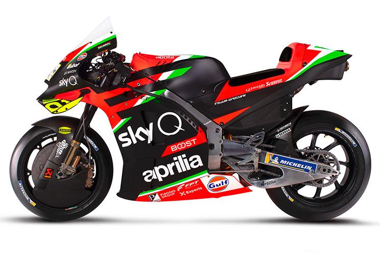 Aprilia RS GP2020 5