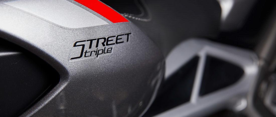 Triumph Street Triple RS 765 2020 detalles 8