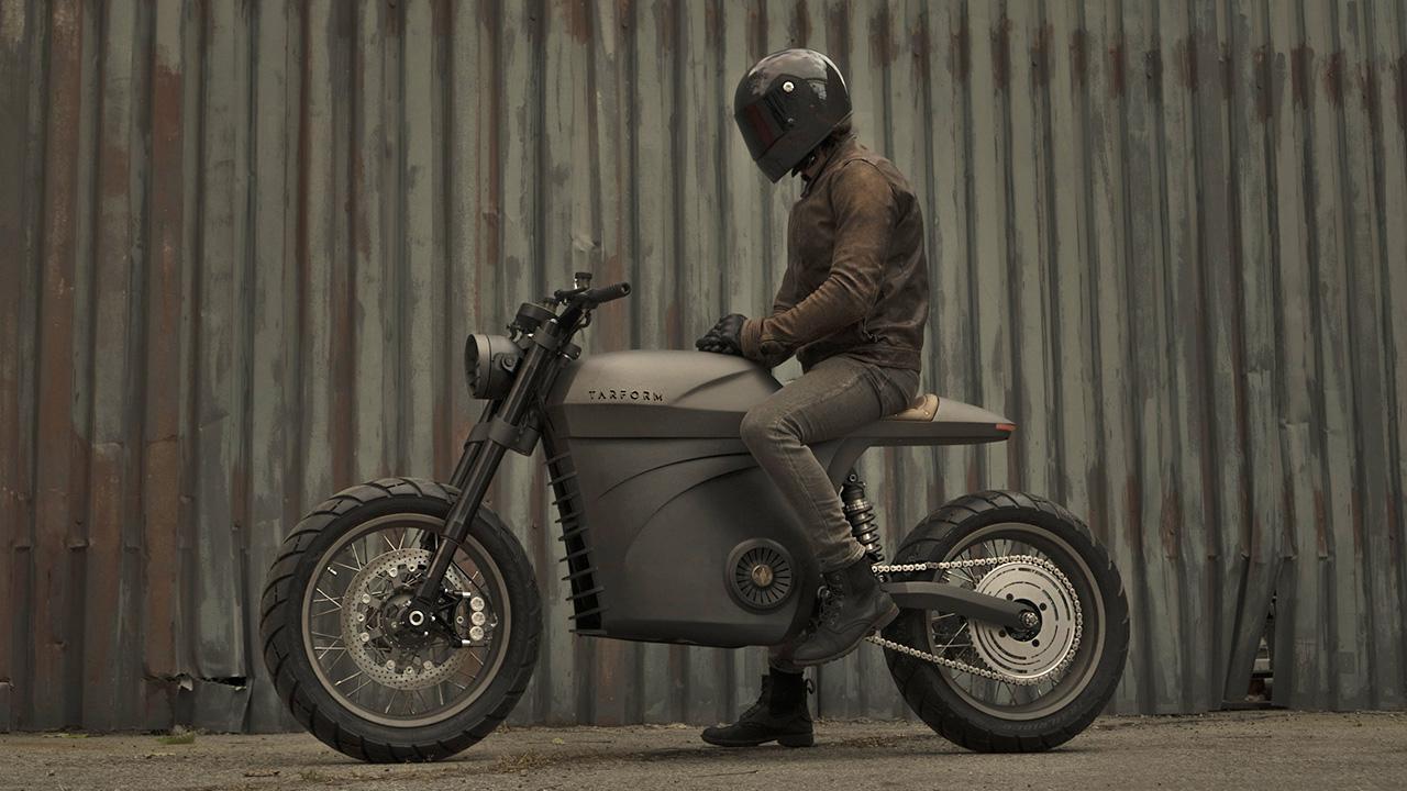 moto electrica 14