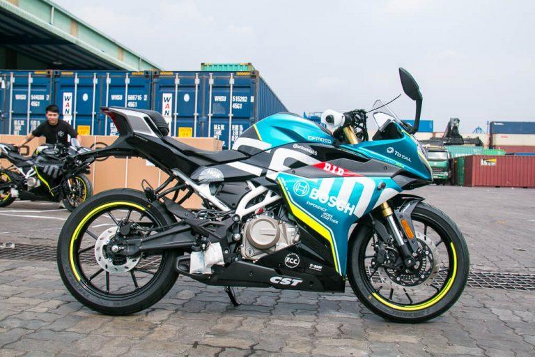 700CL-X, lo nuevo de CFMoto » La Moto   La Moto