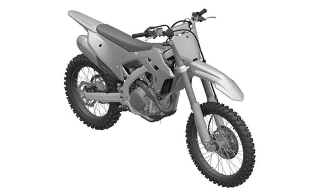 crf450 2