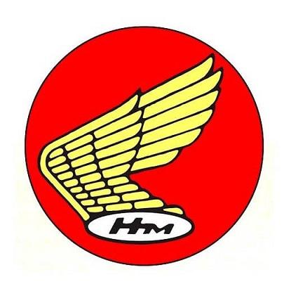 Honda vintage logo 1