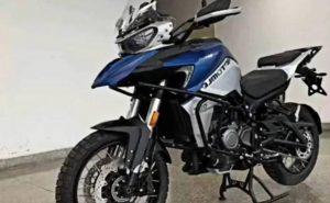QJ Motor SRB750