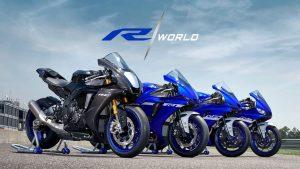 Yamaha R25M 1