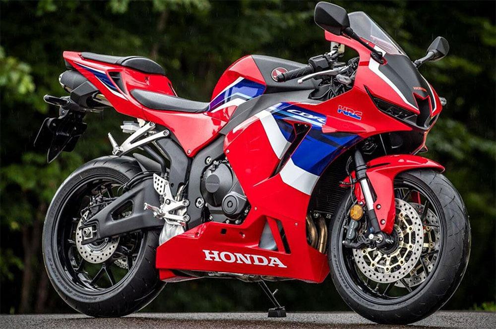Foto Honda CBR 1000 RR CBR 1000 RR Fireblade Abs 2008
