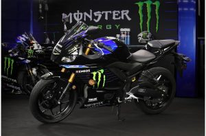 Yamaha 2020 Yamaha YZF R3 Monster Energy