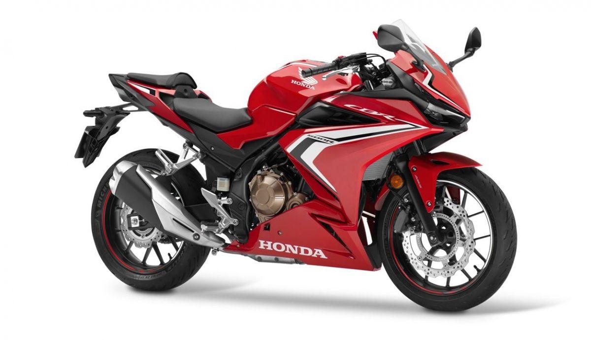 HONDA CB 500 3