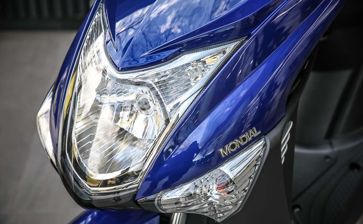 Mondial Allegro 150 y MD150 4