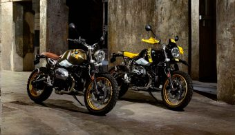 BMW Motorrad R nineT 2021