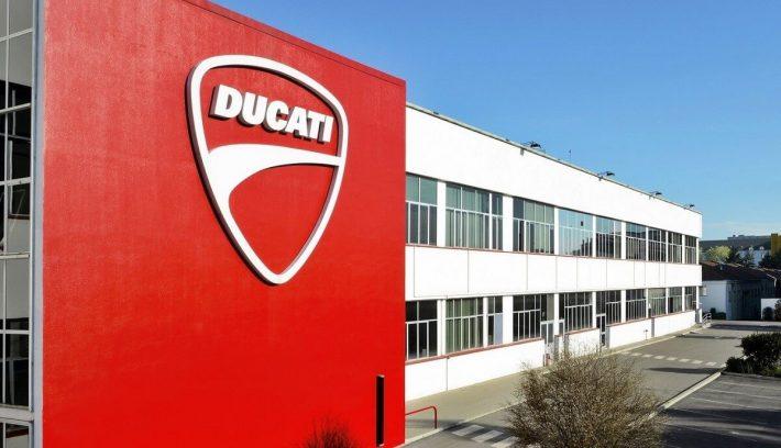 Bajaj Ducati