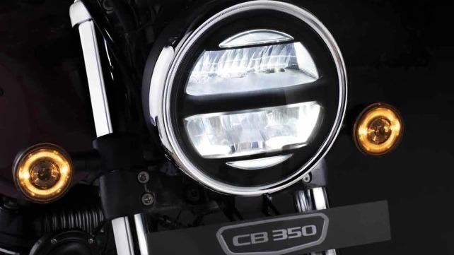 HONDA CB 350 4