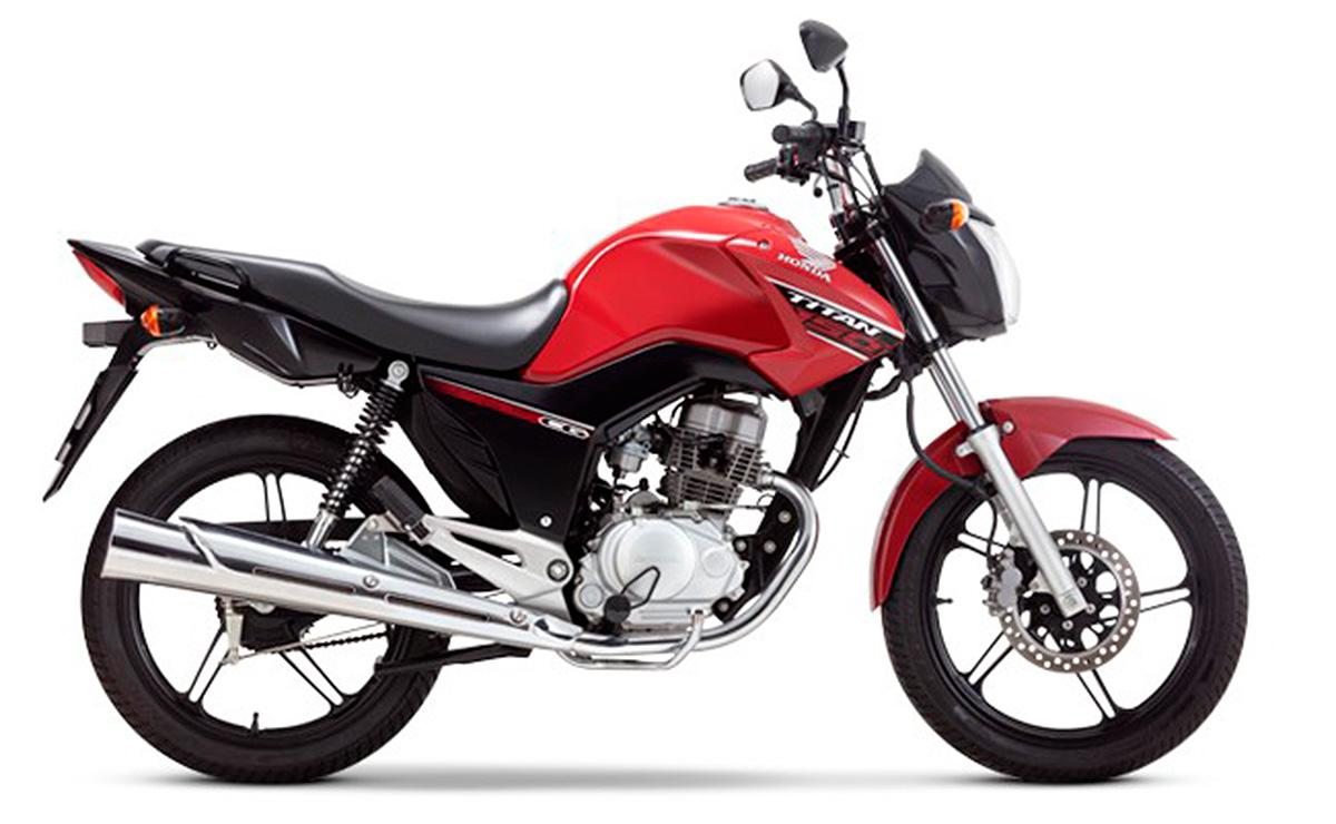 Honda CG150 foto